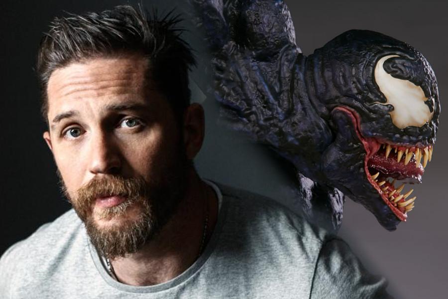 Tom Hardy protagonizará la película de Venom