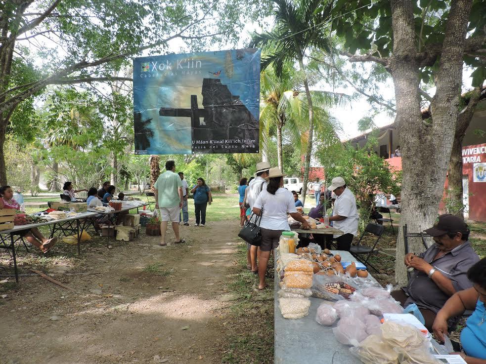 Halos solares en el mayab y el Xok k'iin o cabañuelas mayas