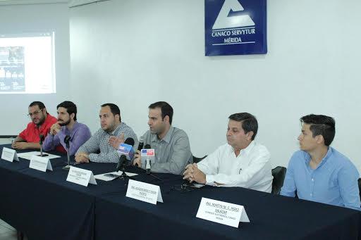 Responde Canaco-Mérida a explosivo comercio electrónico