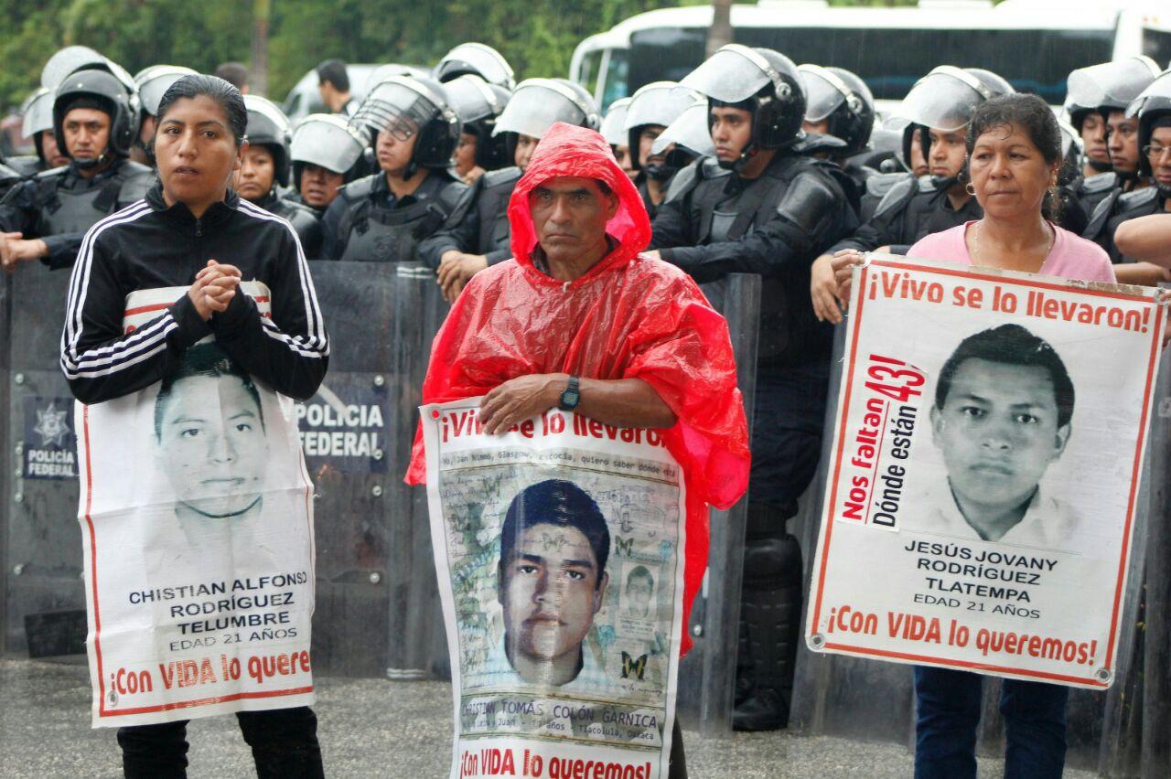 Protestas y bloqueo anteceden asamblea OEA en Cancún
