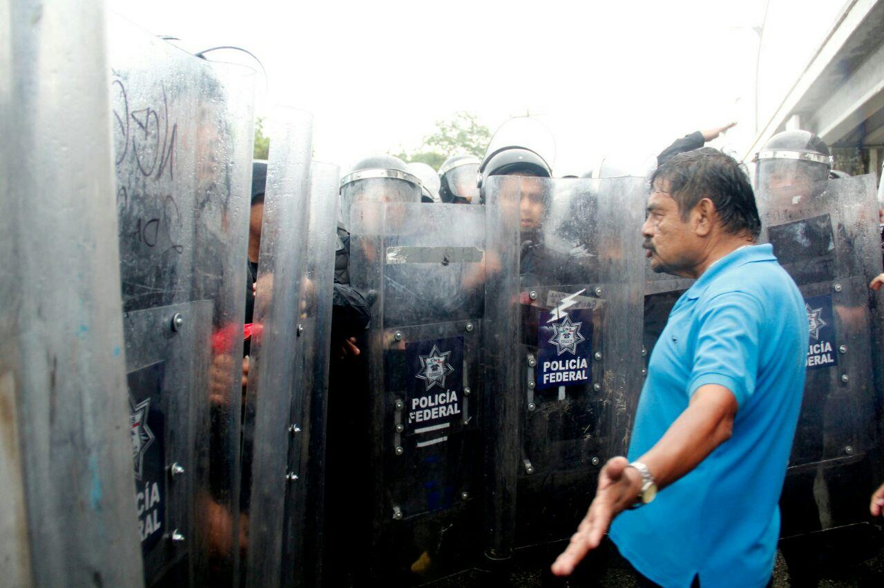 Amenazados defensores de derechos humanos en QRoo