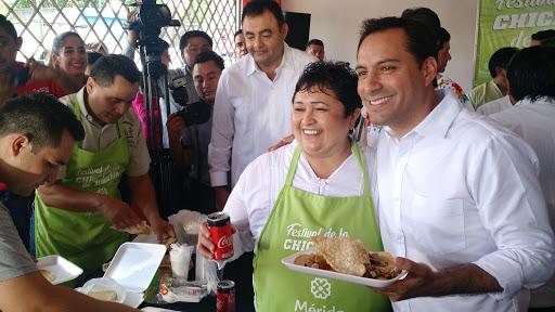 'Cocinan' en Mérida singular Festival de la Chicharra