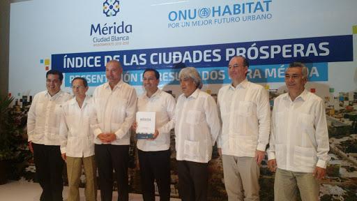 Mérida creció cuatro veces en últimos 25 años.- Vila