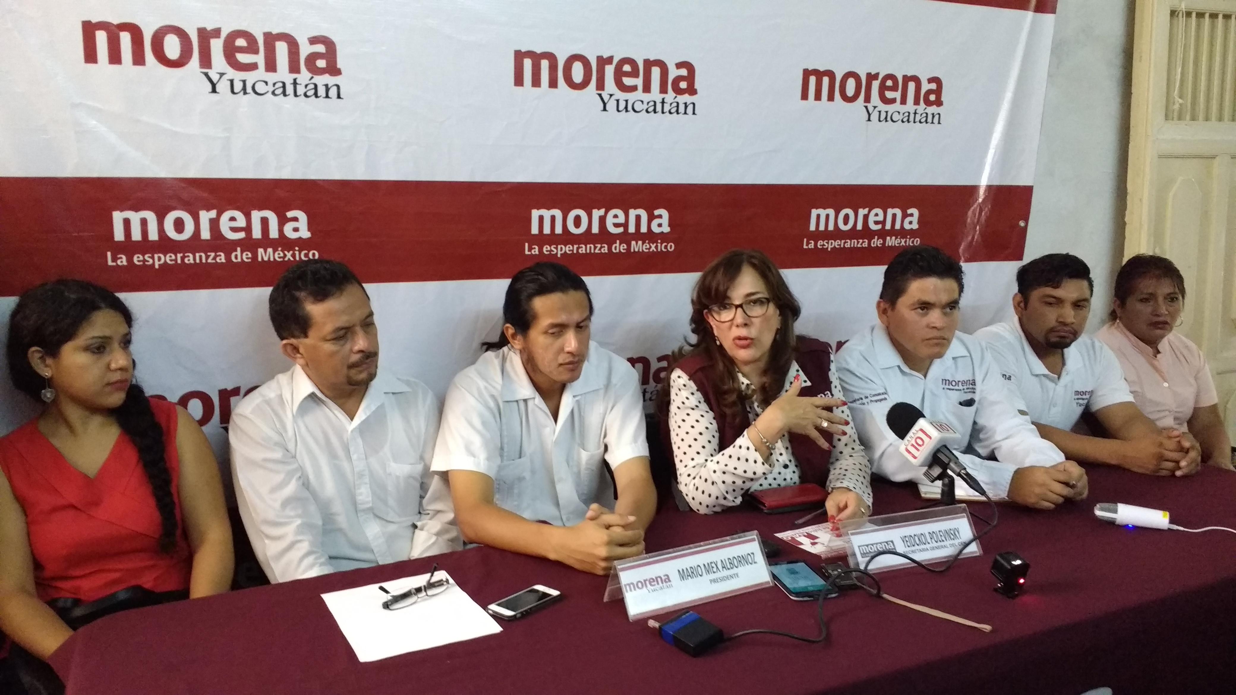 Alianza con 'los Chuchos', a ningún precio.- Morena