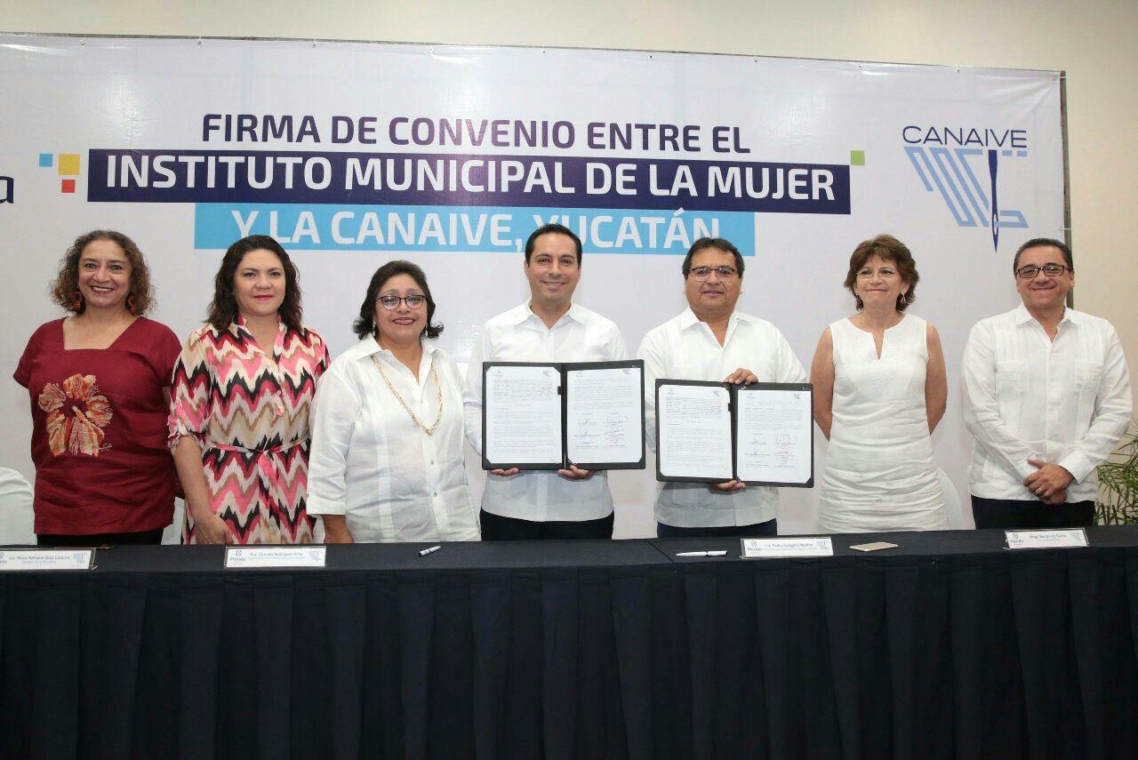 Apoya Vila petición de Alerta de Violencia de Género en Yucatán