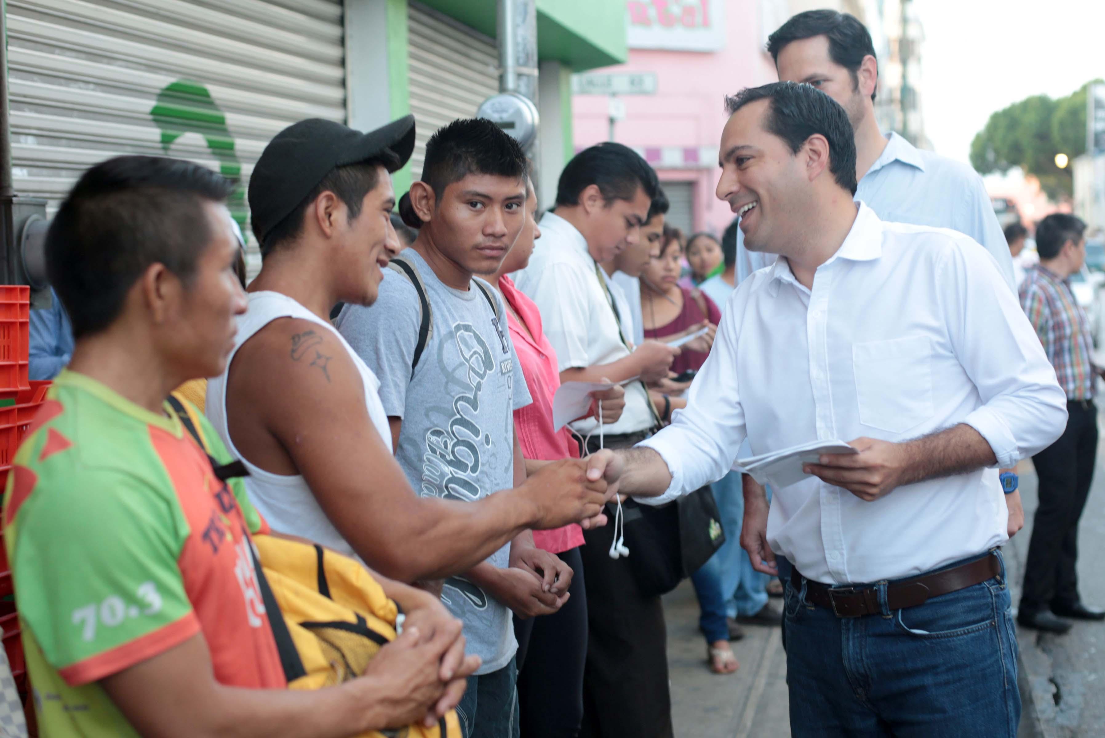 Internet gratuito en calles del Centro Histórico de Mérida