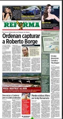 Reforma-Borge