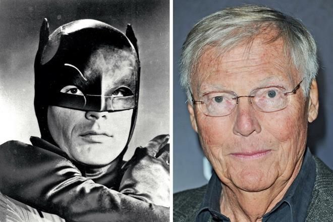 Fallece Adam West, el legendario Batman