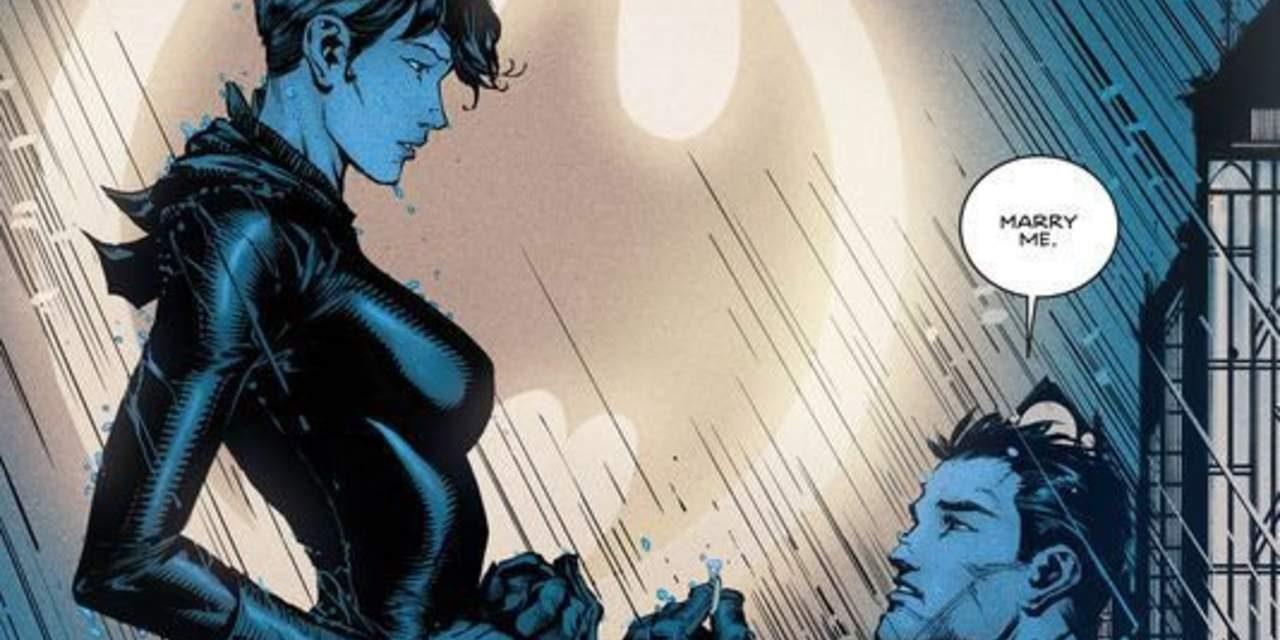¿'Batman' se casará al fin con 'Gatúbela'?