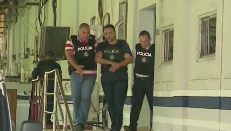 Sin plazos para extradición de Borge Angulo