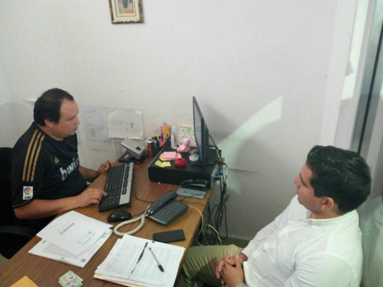 Comparece dirigente panista de Mérida