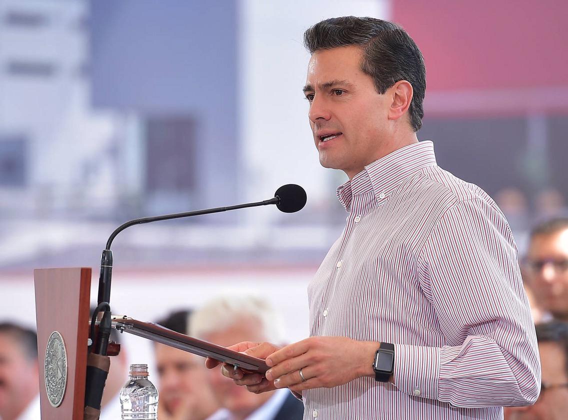 Niega Peña espionaje, pide acelerar caso