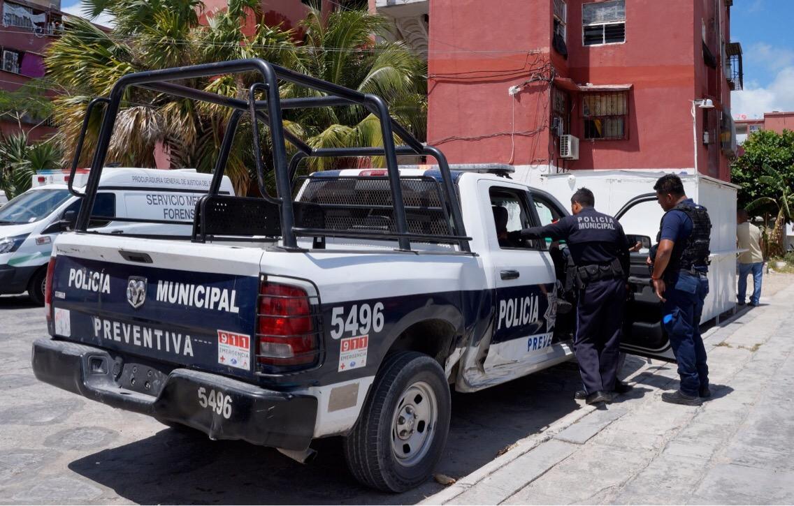 Viernes de código rojo en Cancún