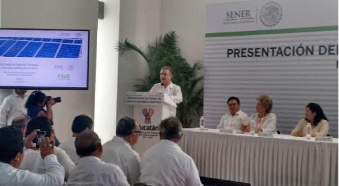 Tendrán paneles solares comunidades de Yucatán sin electricidad