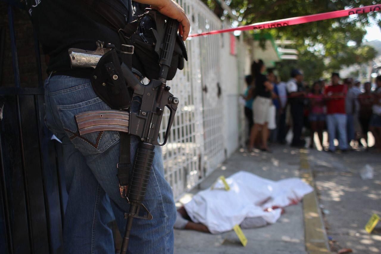 Retrocede México en índice de paz