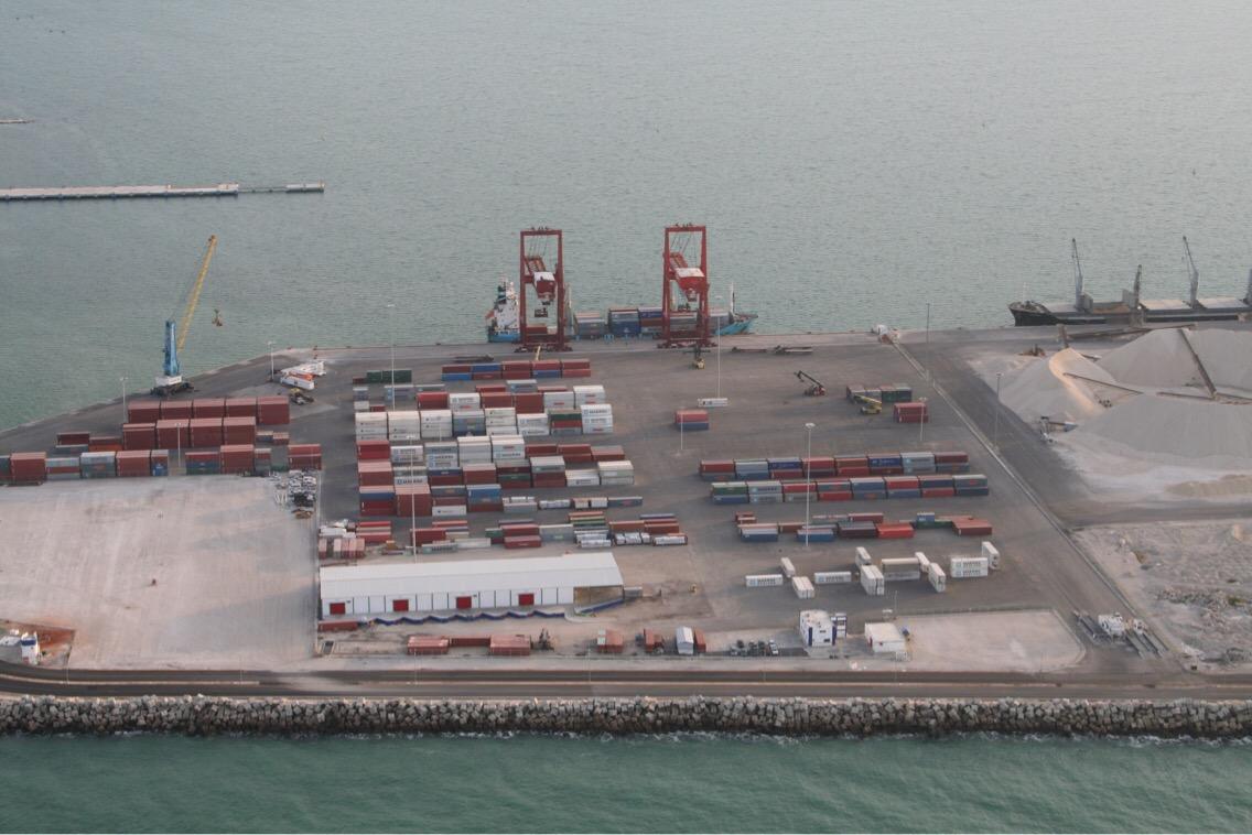 Puerto de Altura con 'mayor alcance'