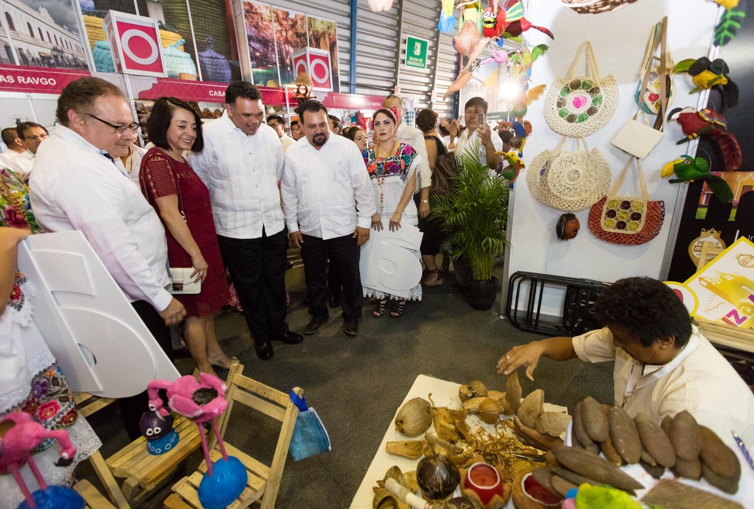 Cierre millonario de la Semana de Yucatán en México