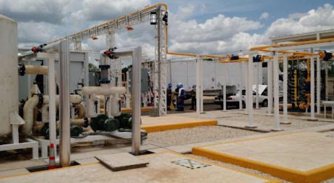 'Acercan' gas natural a gran industria de Península Yucatán