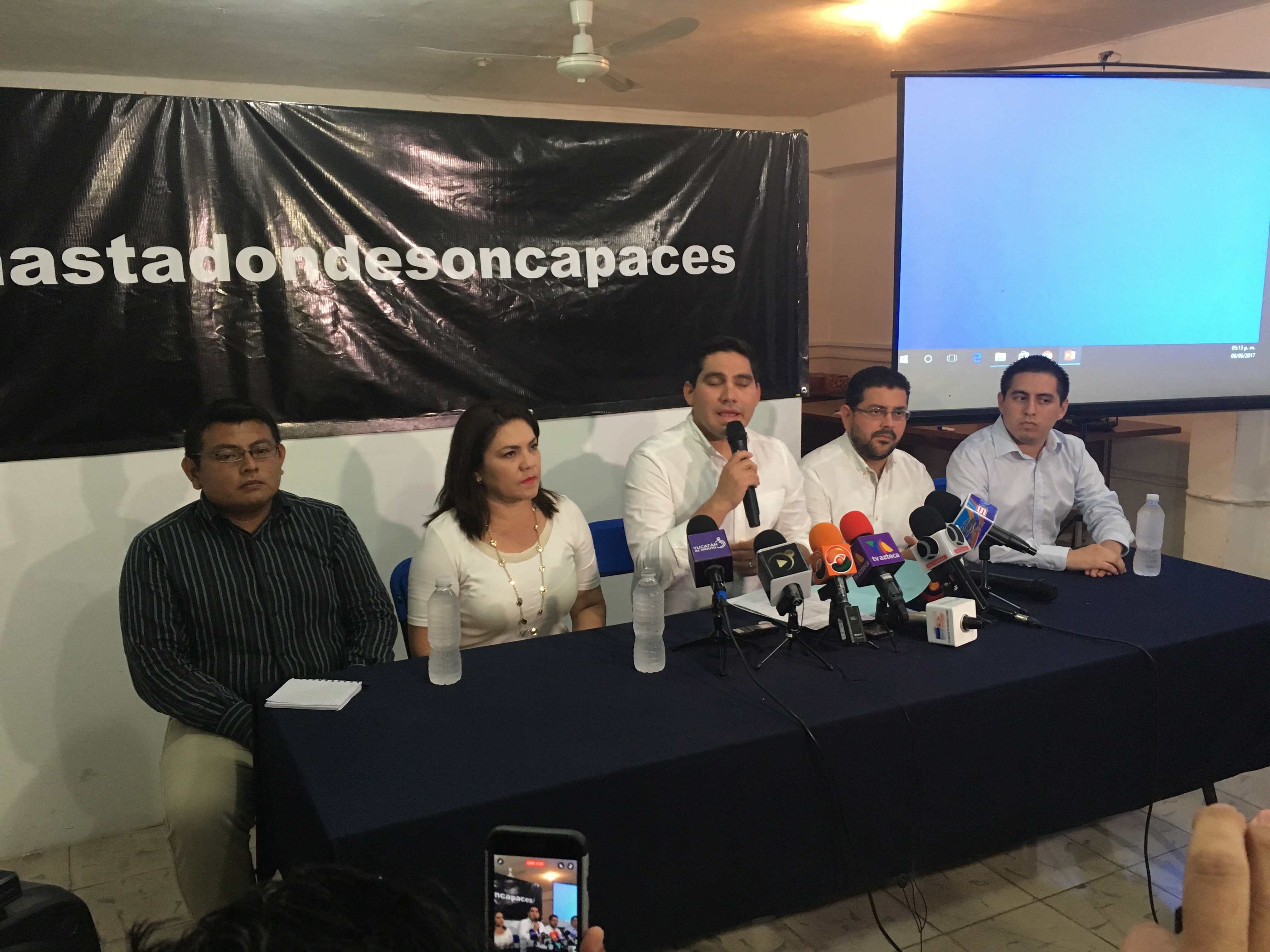 Nuevas denuncias derivadas del ataque con ácido en Mérida