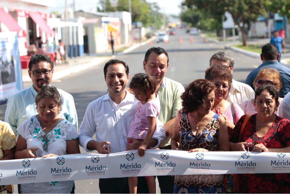 Concluye rehabilitación de avenida Universidad Pedagógica Nacional