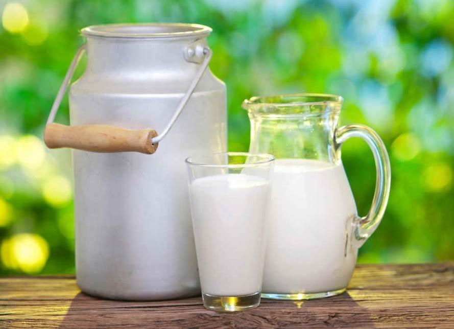Mexicano consume 132 litros leche al año, europeo 300