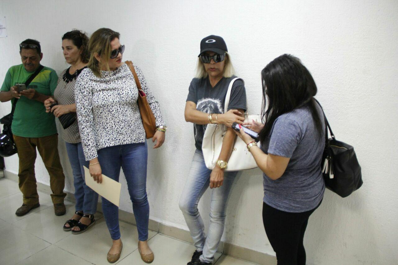 "Aprieta la madre de Héctor Casique: ""fueron judiciales"""