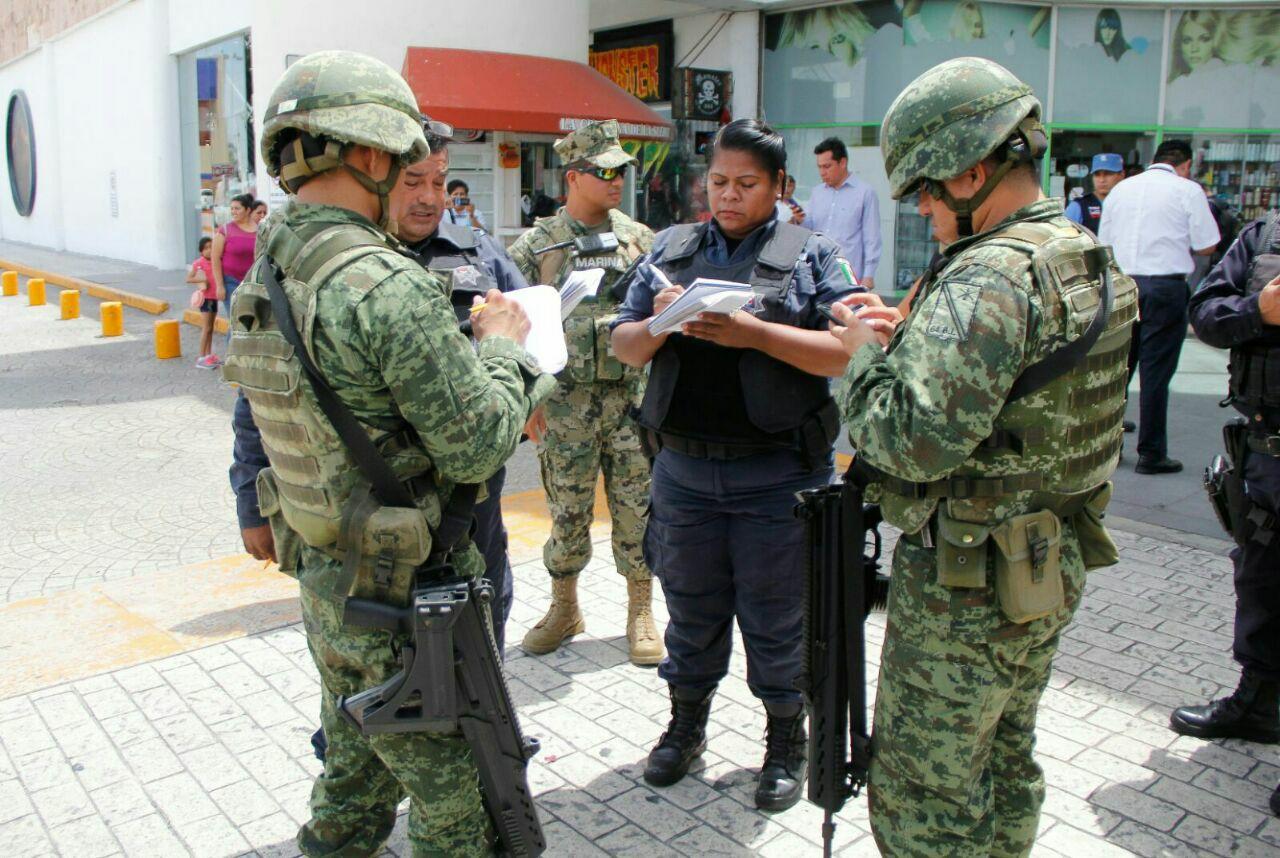 """Tras balacera, aparecen """"descuartizados"""" en Cancún"""