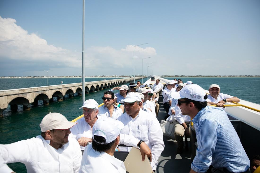Entra en vigor transferencia portuaria de SCT a Semar