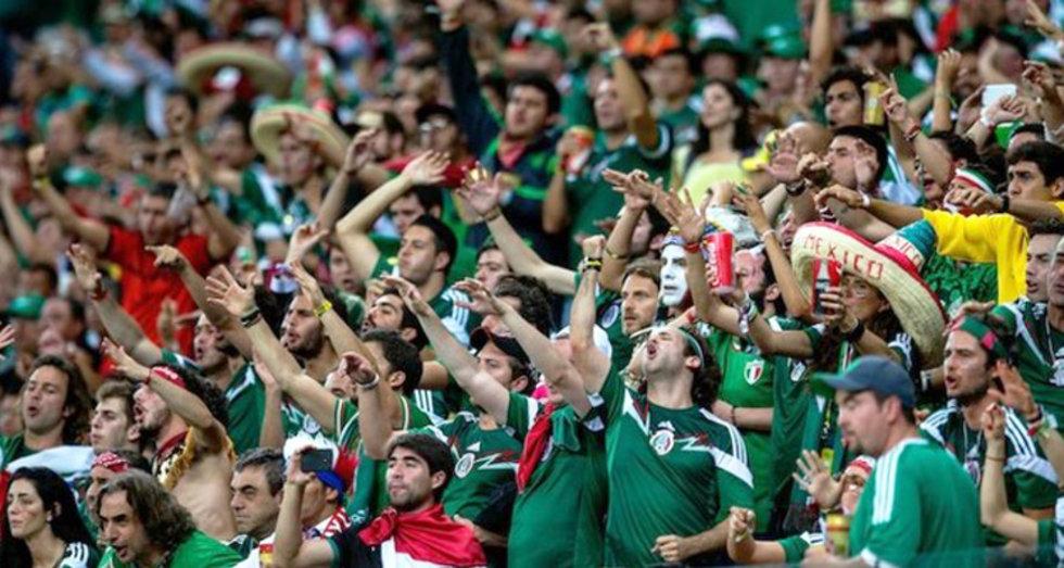 México se quedaría sin jugar la Confederaciones por el 'eh pu…'
