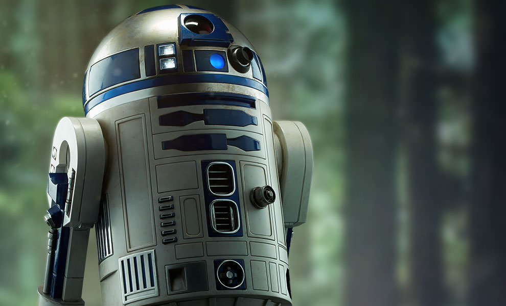 Subastan a R2-D2 por más de 2 mdd