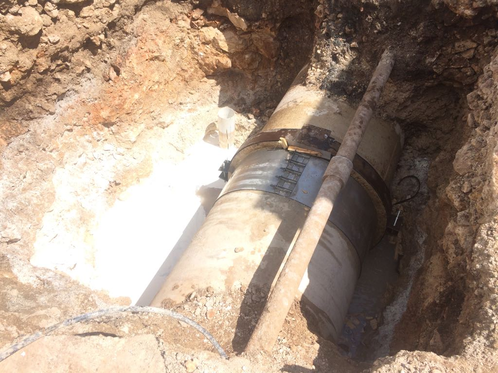 Reanuda rebombeo de agua planta Mérida 1