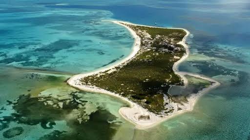 Estudiantes enconservación deParque Arrecife Alacranes