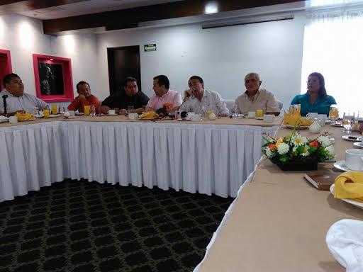 Perredistas yucatecos quieren alianzas contra PRI