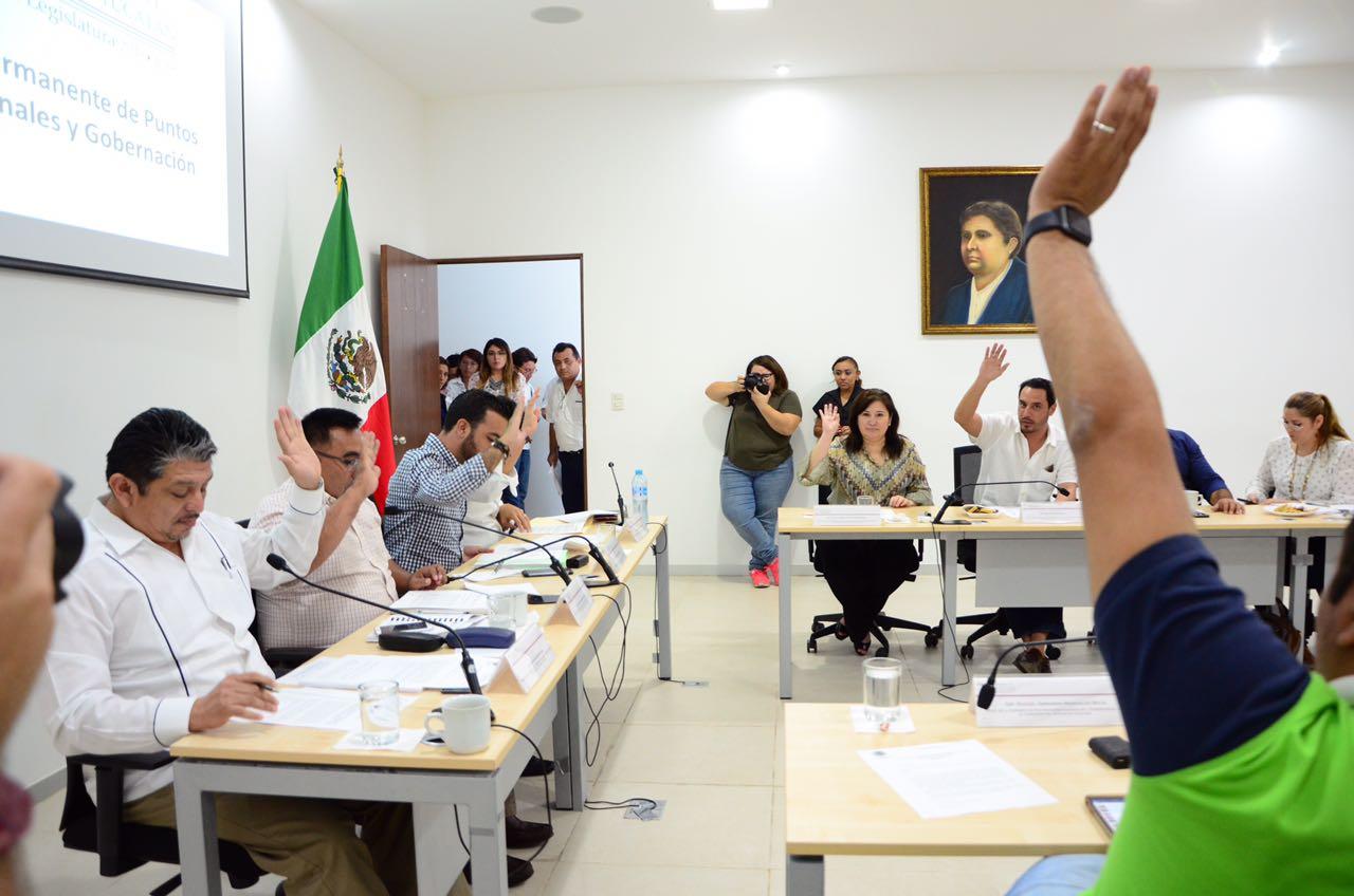 Sistema Estatal Anticorrupción aprobado por unanimidad en comisiones