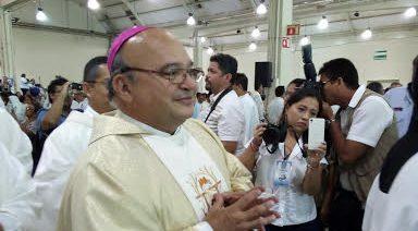 Nuevo obispo auxiliar de Yucatán, mediador con jóvenes