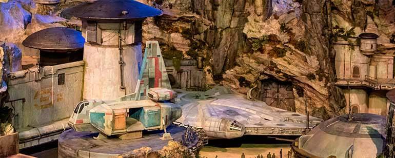'Star Wars': Así será el parque temático de Disneyland y Disney World