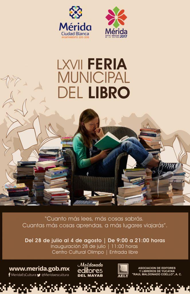 Feria del libro, julio 28