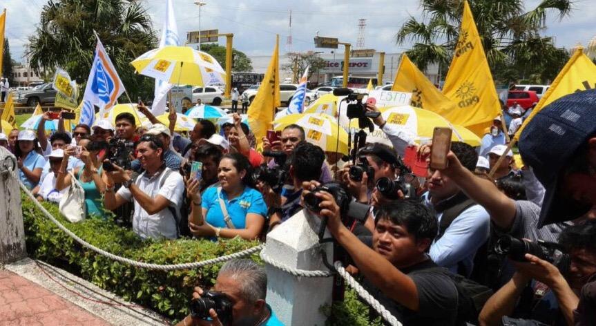 Advierten factores adversos a Frente Amplio en Yucatán