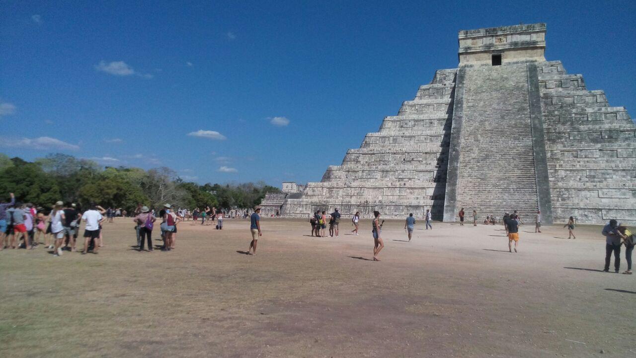 Rechazan planes de espectáculo musical en Chichén Itzá