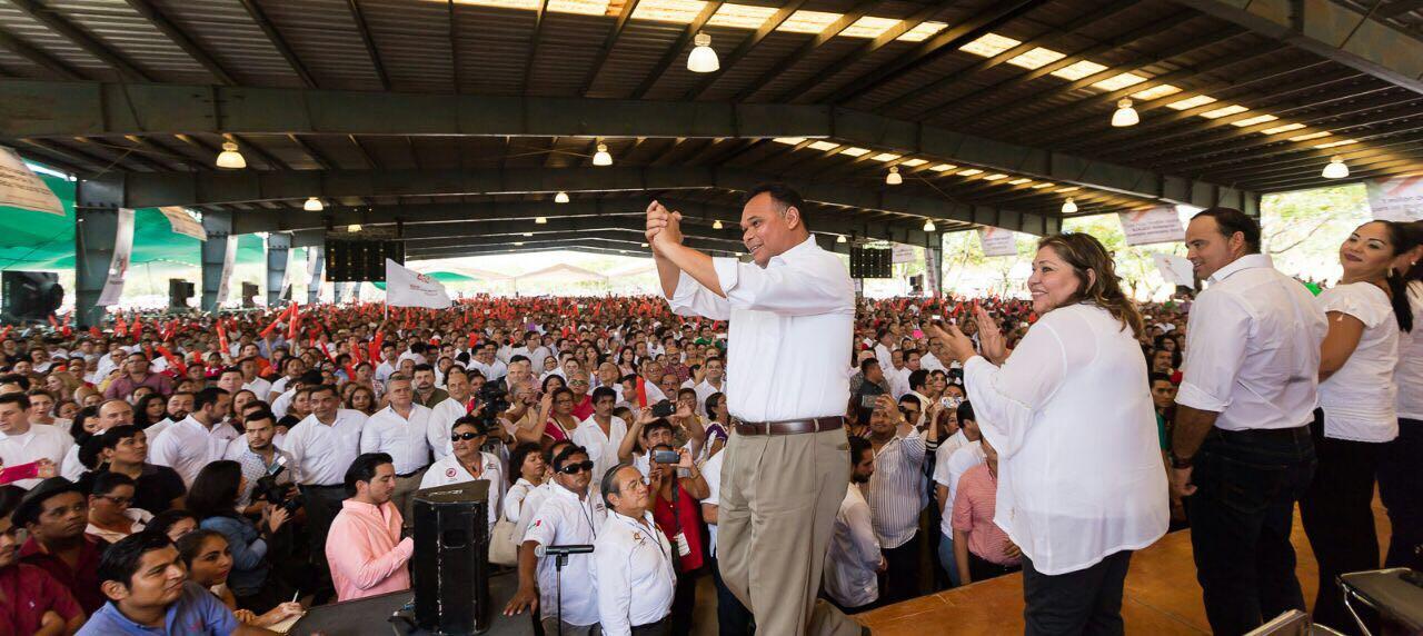 Asamblea priista activa maquinaria en Yucatán