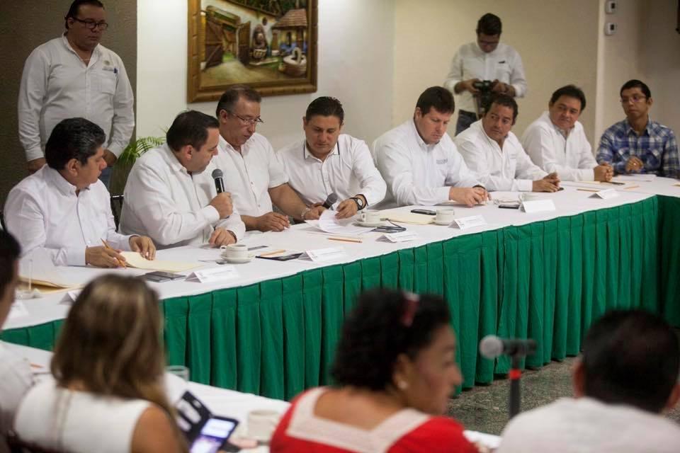 Alinean agendas operativas Segob y Yucatán