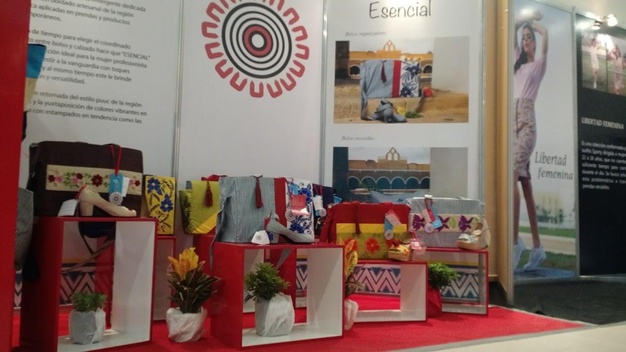 Diseños vanguardistas en Expo de Universidad Modelo