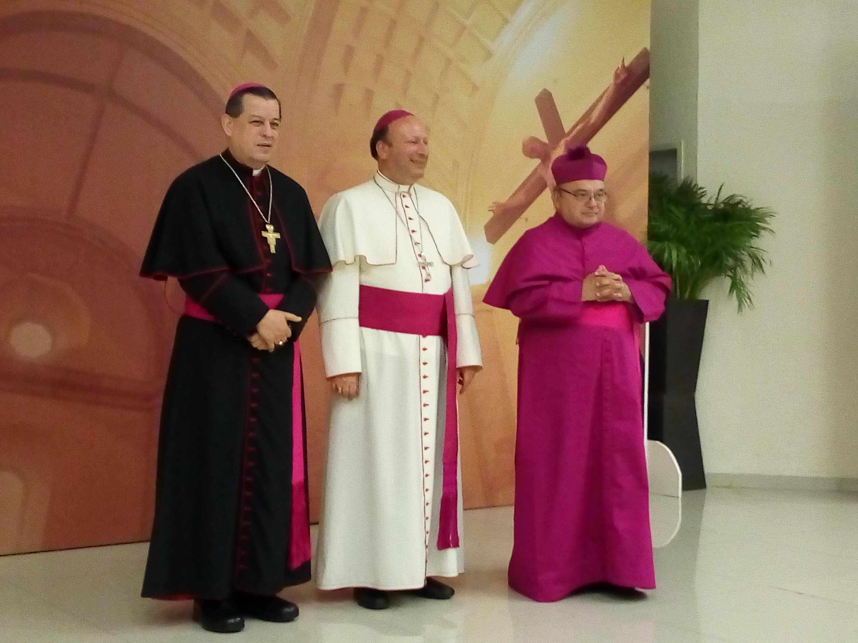 Iglesia, abierta a colaborar ante señalamientos de pederastia