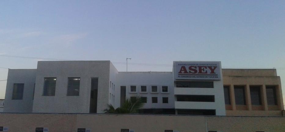 'Opaco' proceso de Auditor Superior en Yucatán