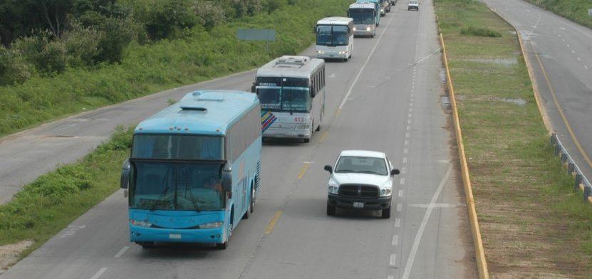 autobuses yucatecos
