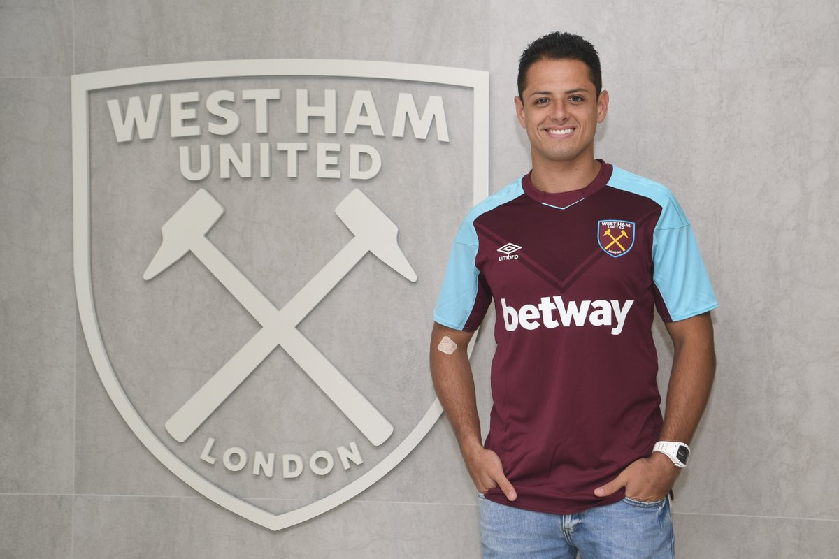 West Ham presume a 'Chicharito'