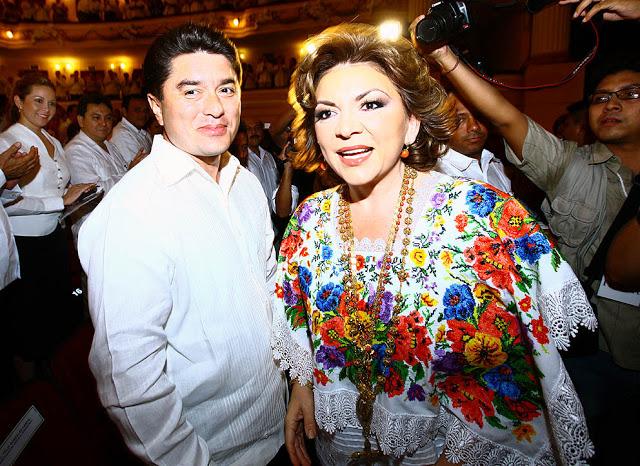 """Felix González Canto y la """"conexión yucateca"""""""