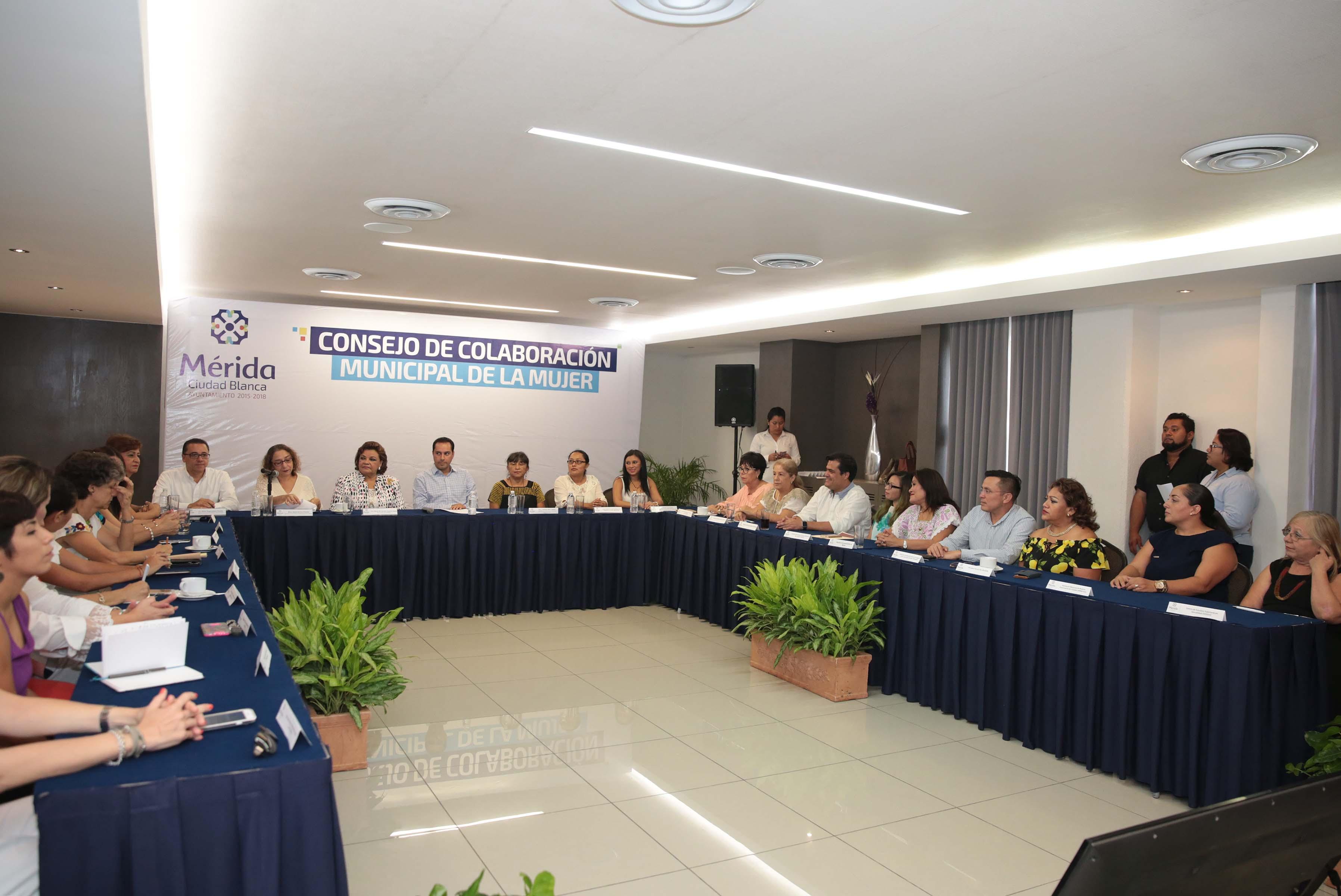 Incremento a presupuesto del Instituto Municipal de la Mujer