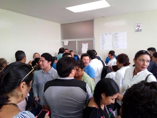 Votan y aguardan resultados en Sindicato Salud Yucatán