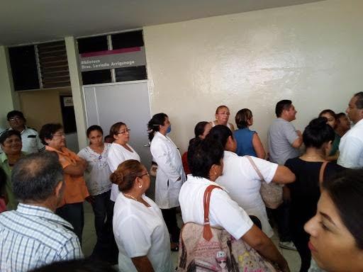 Reeligen a Eulogio Piña en sindicato de salud